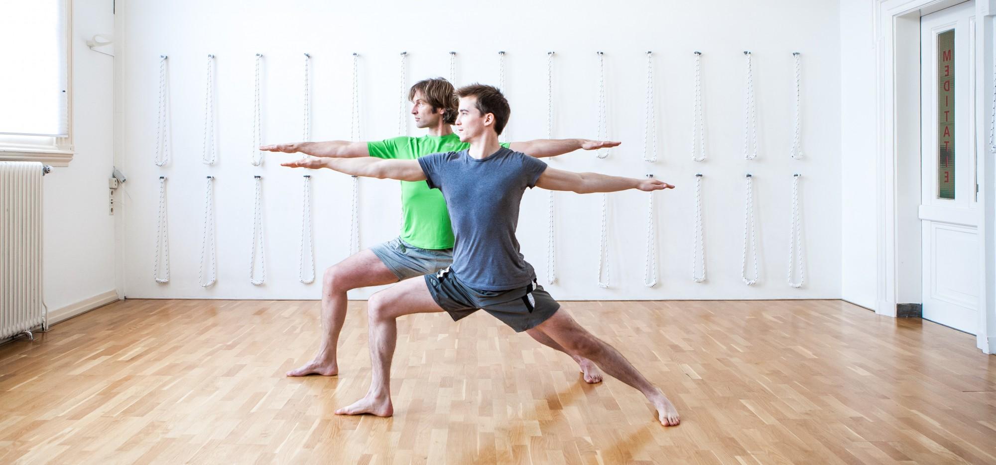 Iyengar Yoga Centrum Amsterdam